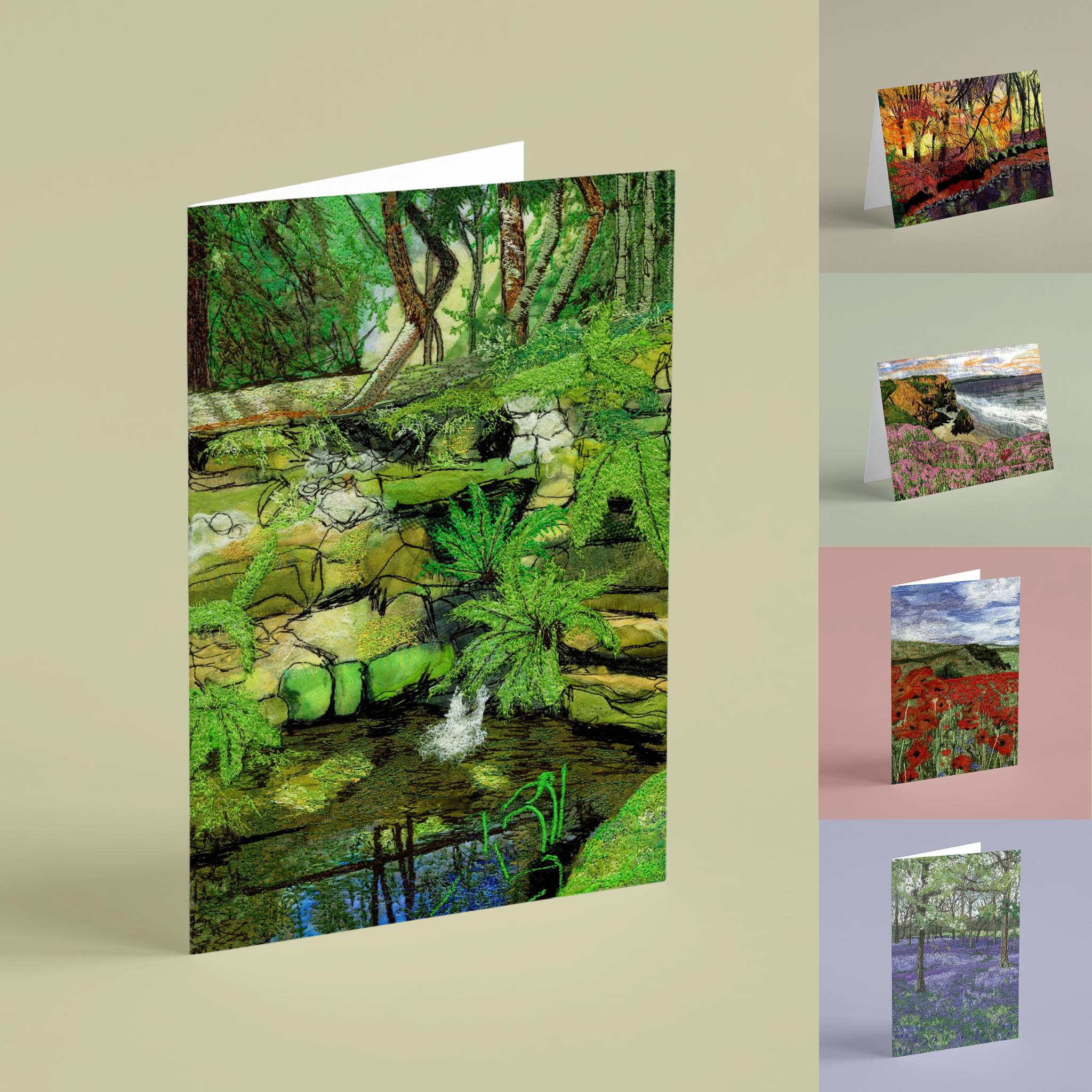 Nature Card Set 3