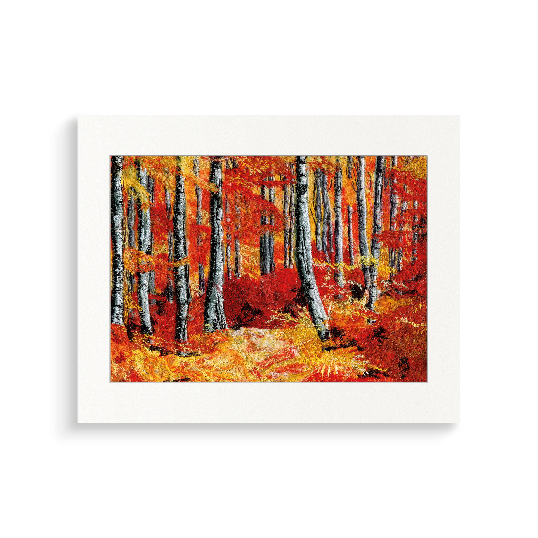 Autumn Glory - Print
