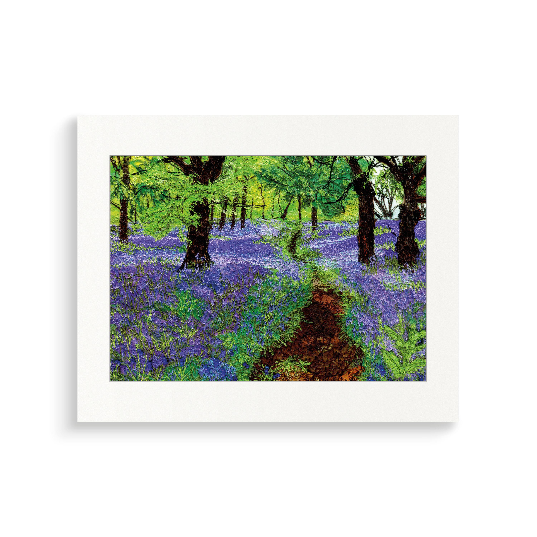 Spring Meander - Print