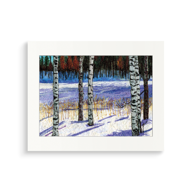 Winter Sun - Print